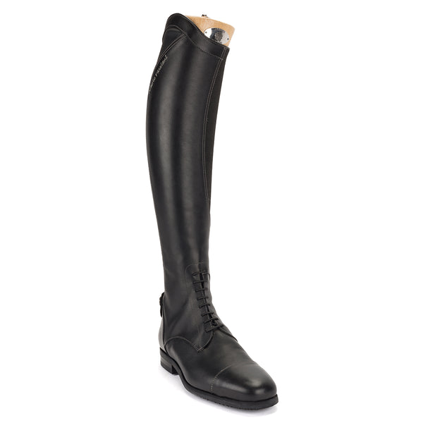 33080<br>Black standard riding boots [34 - 39]
