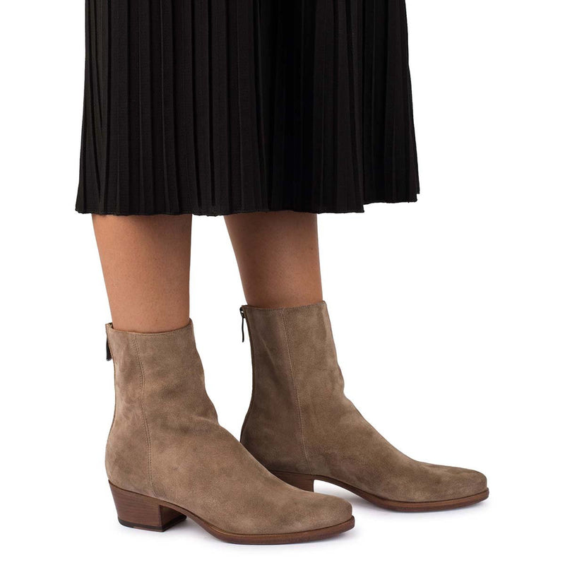 BRENDA 60010<br>Larch ankle boots