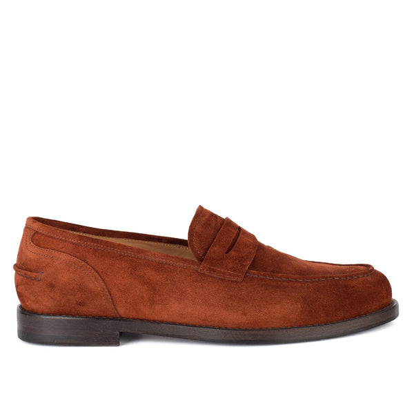 BRIAN 57020<br>Redwood Penny loafer