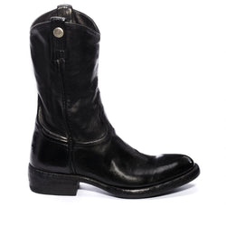CALIPSO 505<br>Black ankle boots