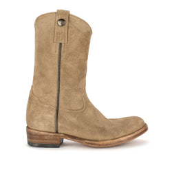 CALIPSO 505<br>Tan ankle boots
