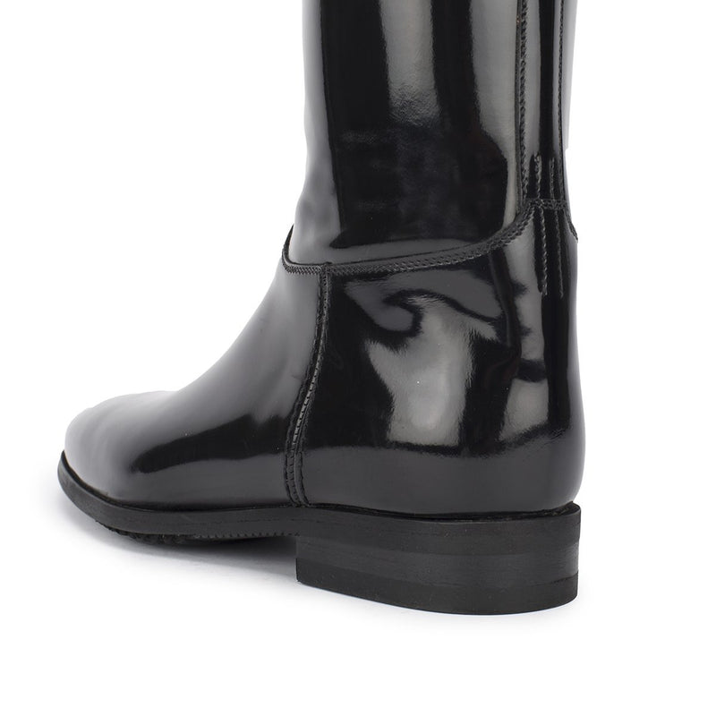 Dressage, Dressage Standard riding boots in polished calfskin, vista 5