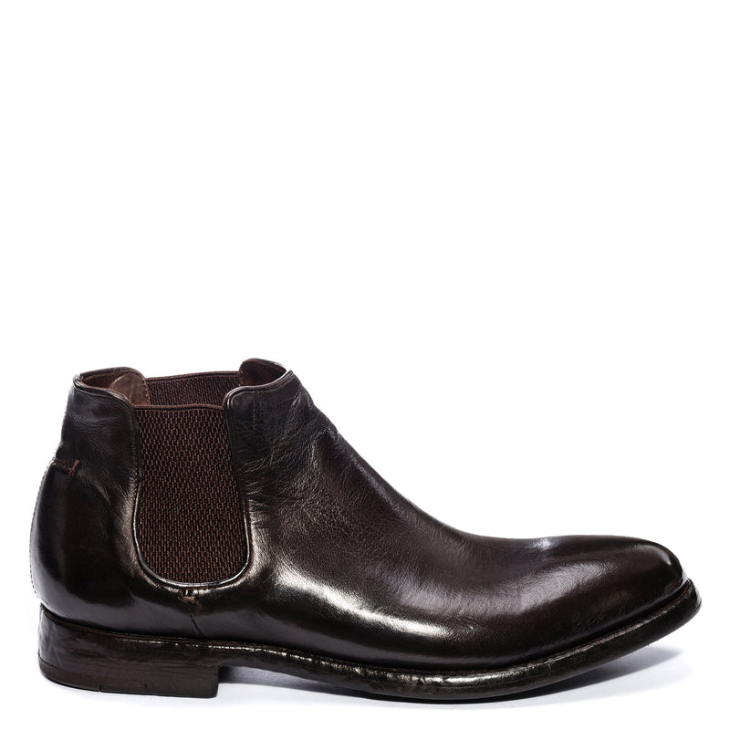 ELIAS 628 , Teak washed chelsea boots, vista 1