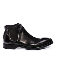 ELIAS 628 <br>Black chelsea boot