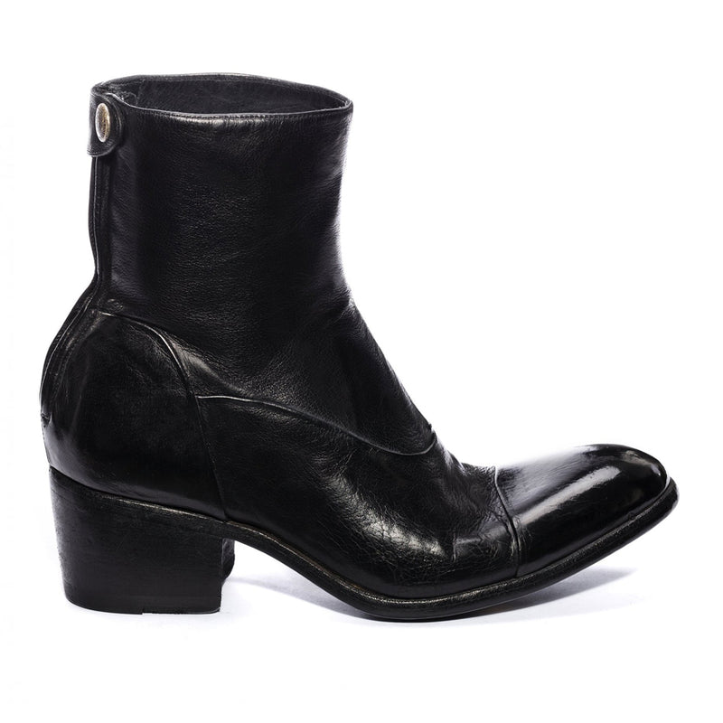 EVITA 14004<br>Black ankle boot