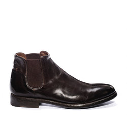 EVITA 510 <br>Dark brown chelsea boots