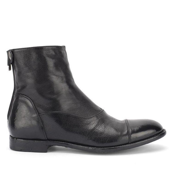 ELIAS 10000<br>Black ankle boots