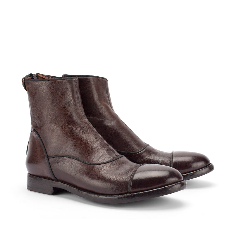 ELIAS 602<br>Brown ankle boot
