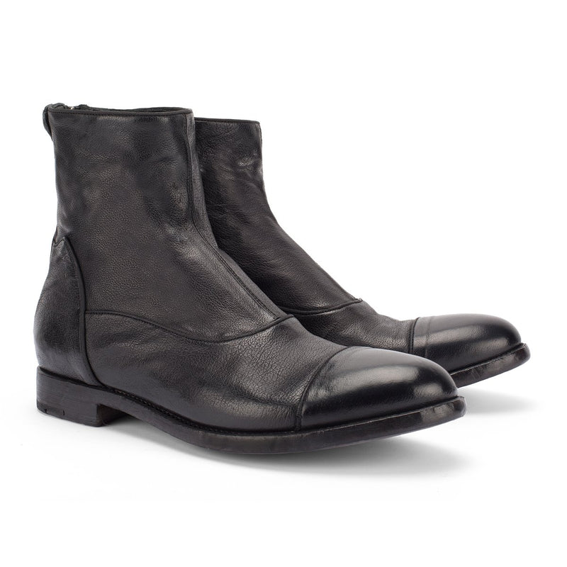 ELIAS 602<br>Black ankle boot