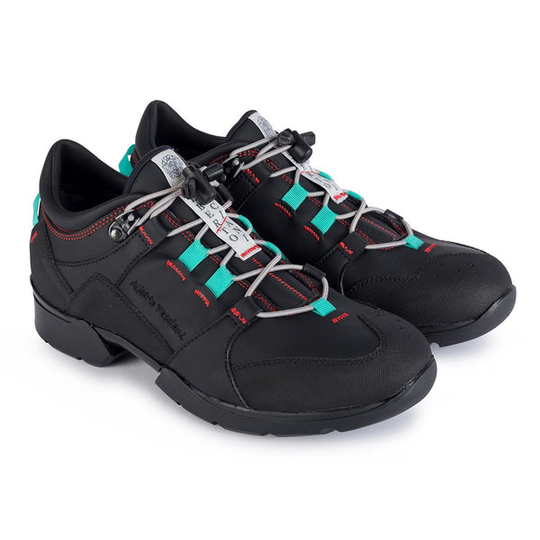 FREETIME VEGAN <br>Black Training Shoes