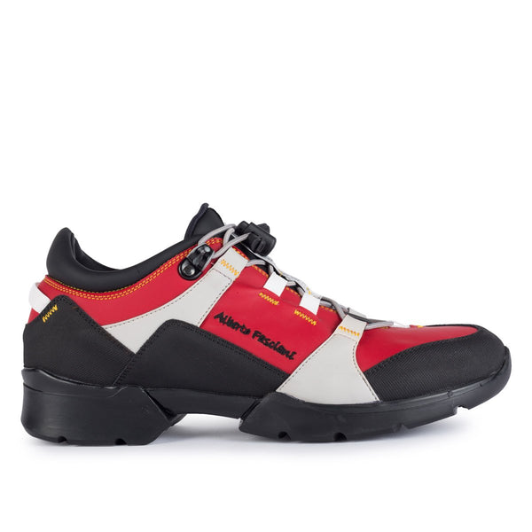 FREETIME VEGAN <br>Red Training Shoes