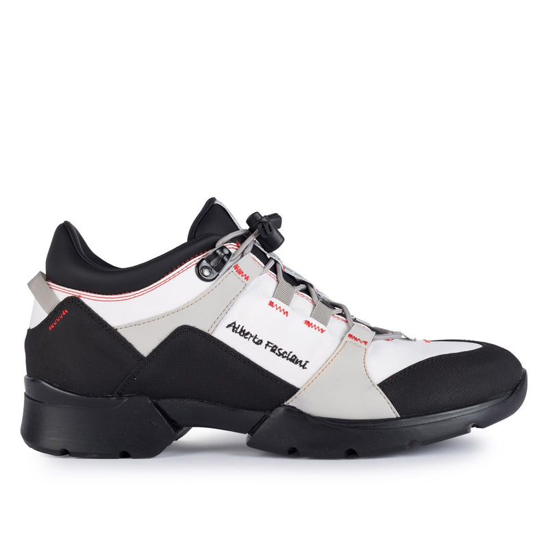 FREETIME VEGAN <br>White Training Shoes