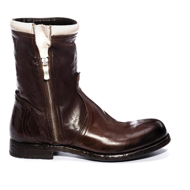 HORUS 24000<br>Brown biker boot