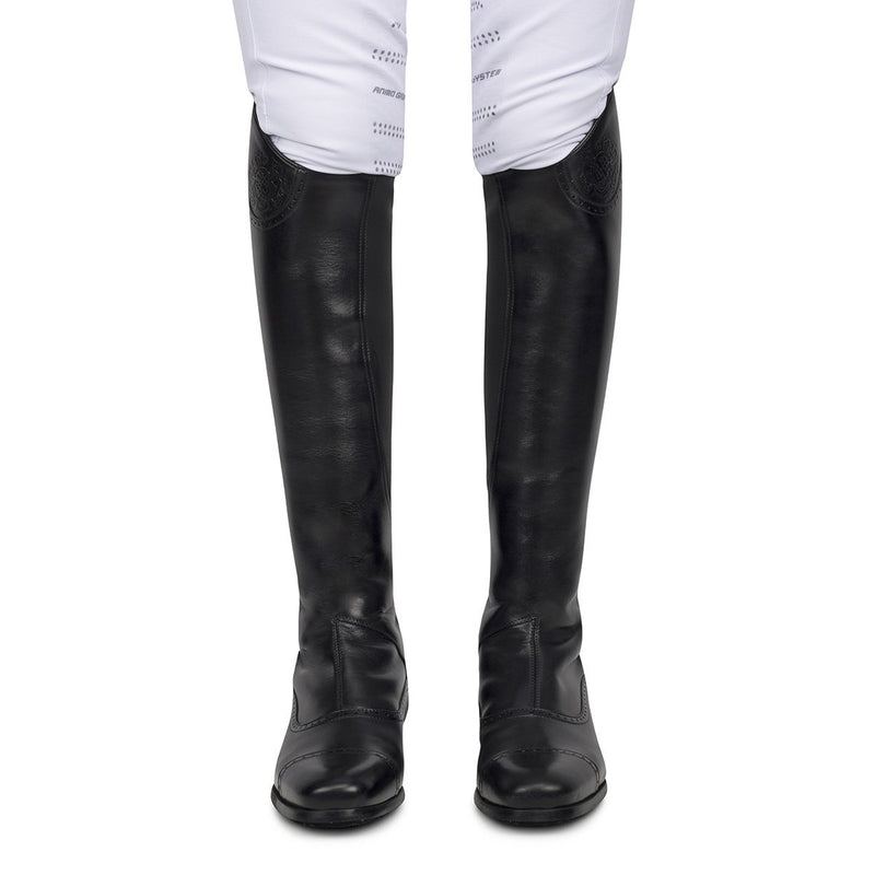 33202<br>Black standard riding boots [34 - 39]
