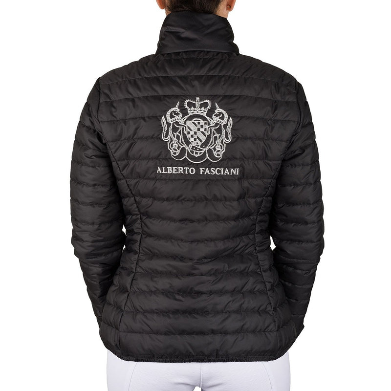 WOMEN'S JACKET<br>Women's training jacket - Black