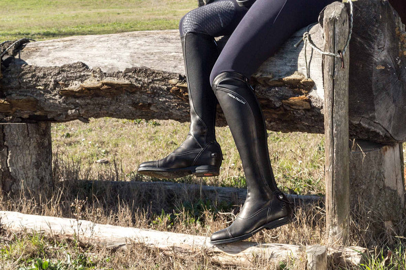 Urbino Leather<br>Show jumping riding boots [34 - 39]