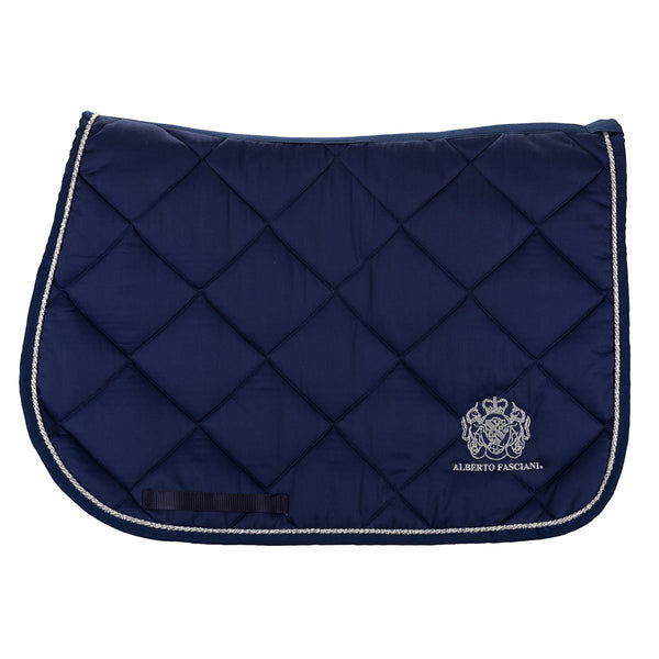 SADDLE PAD<br>Blu saddle pad