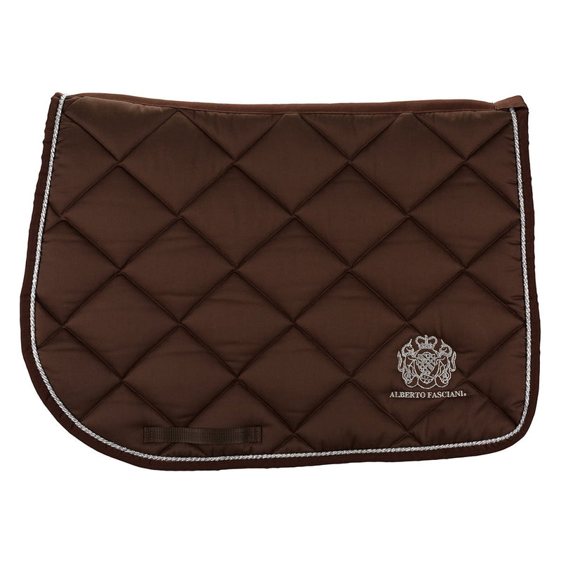 SADDLE PAD<br>Brown saddle pad