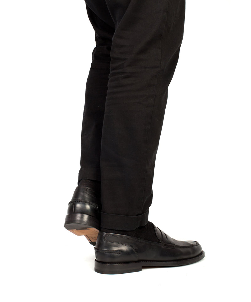 ZEN 57020<br>Black loafer