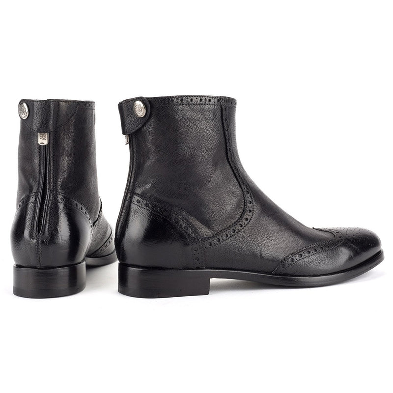 MAYA 31069<br> Black ankle boots