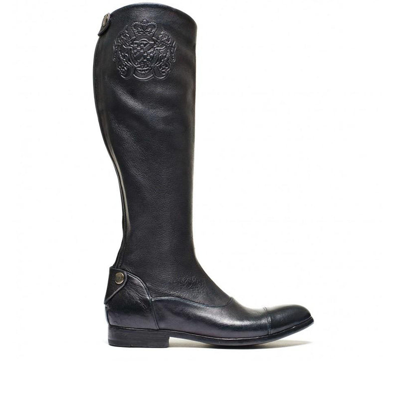 MAYA 508<br>Long boot in deer leather