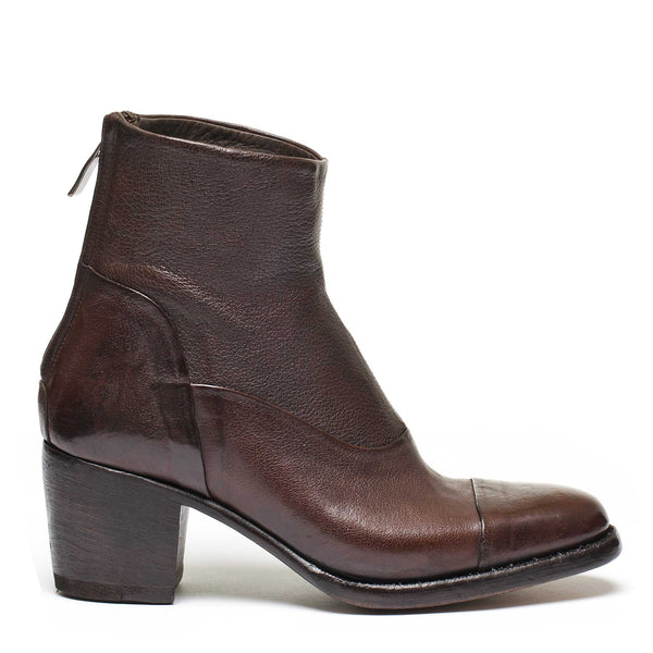 OXANA 27056<br>Brown ankle boots