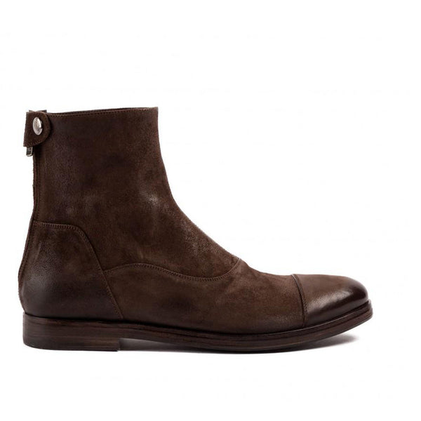 QUINCY 10000<br>Reverse horse ankle boots