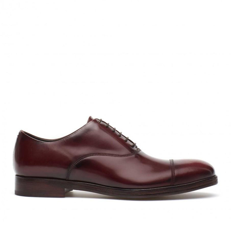 QUINCY 38022<br>Burgundy oxford shoes