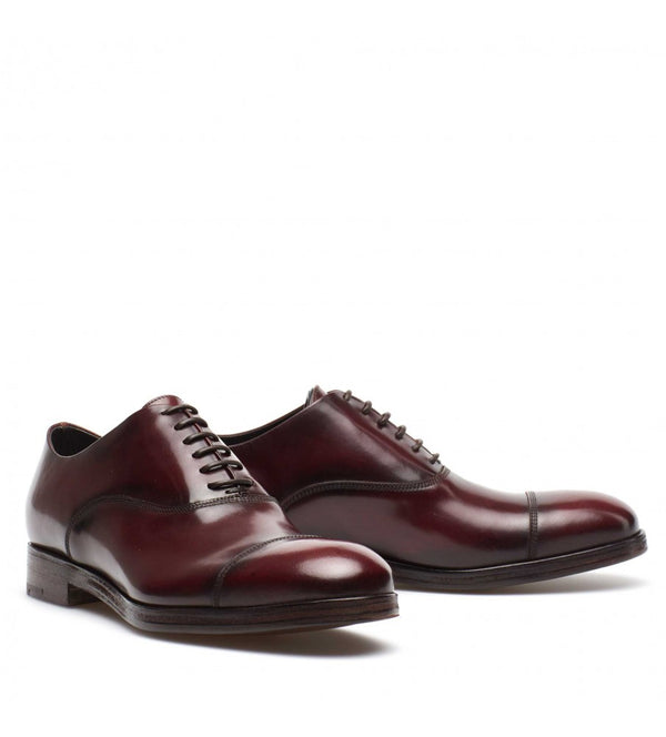 QUINCY 38022, Oxford shoes, vista 3