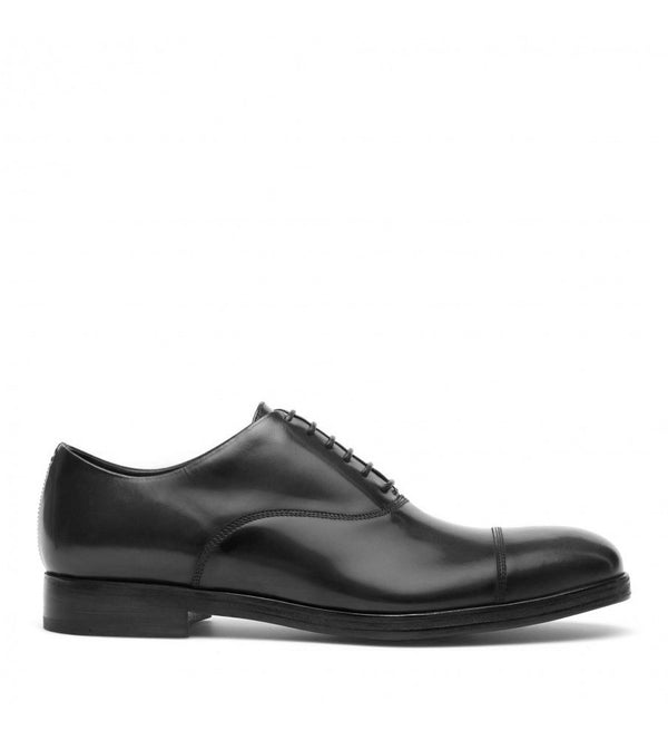 QUINCY 38022<br> Black oxford shoes