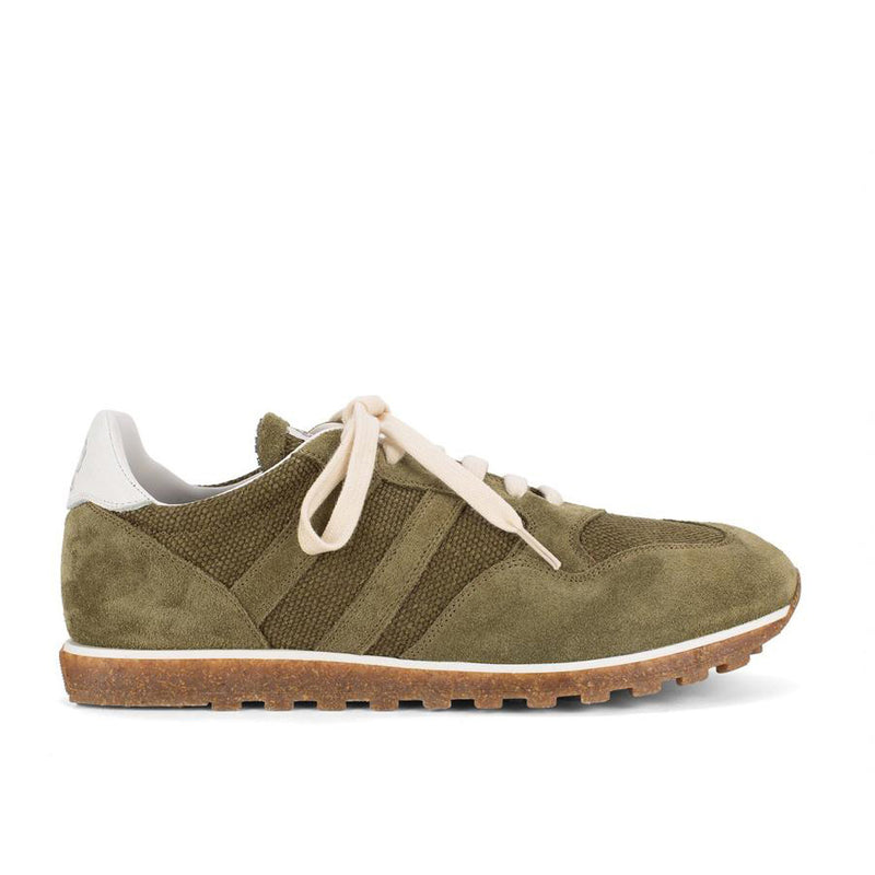 SPORT 34060<br>Forest green Sneakers