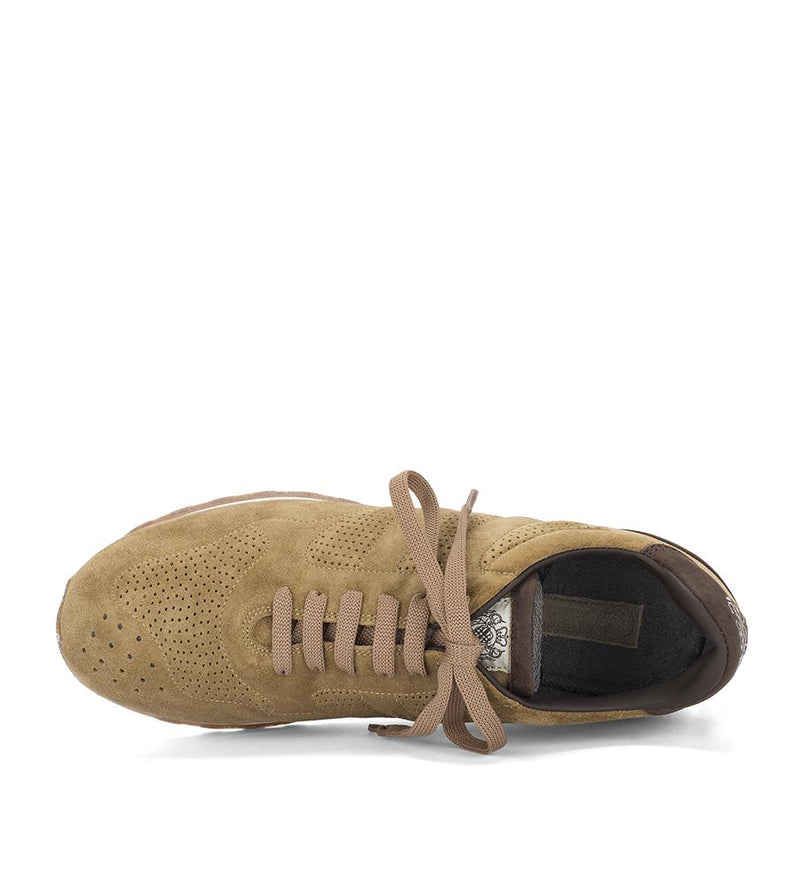 SPORT 50000<br>Tobacco sneakers