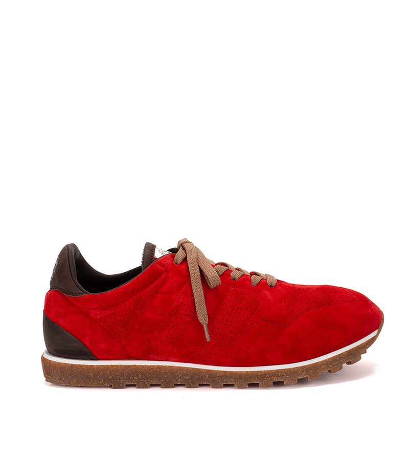 SPORT 50000<br>Red sneakers