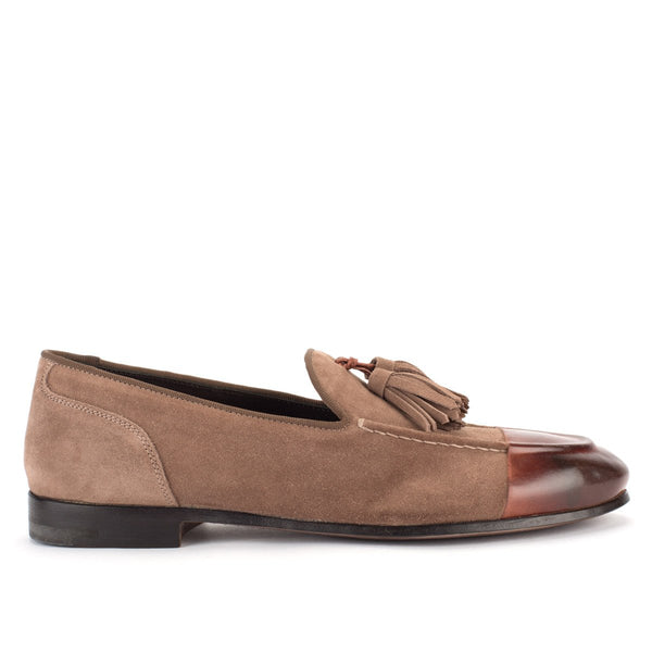 TESSA 45029 <br>Brown loafer