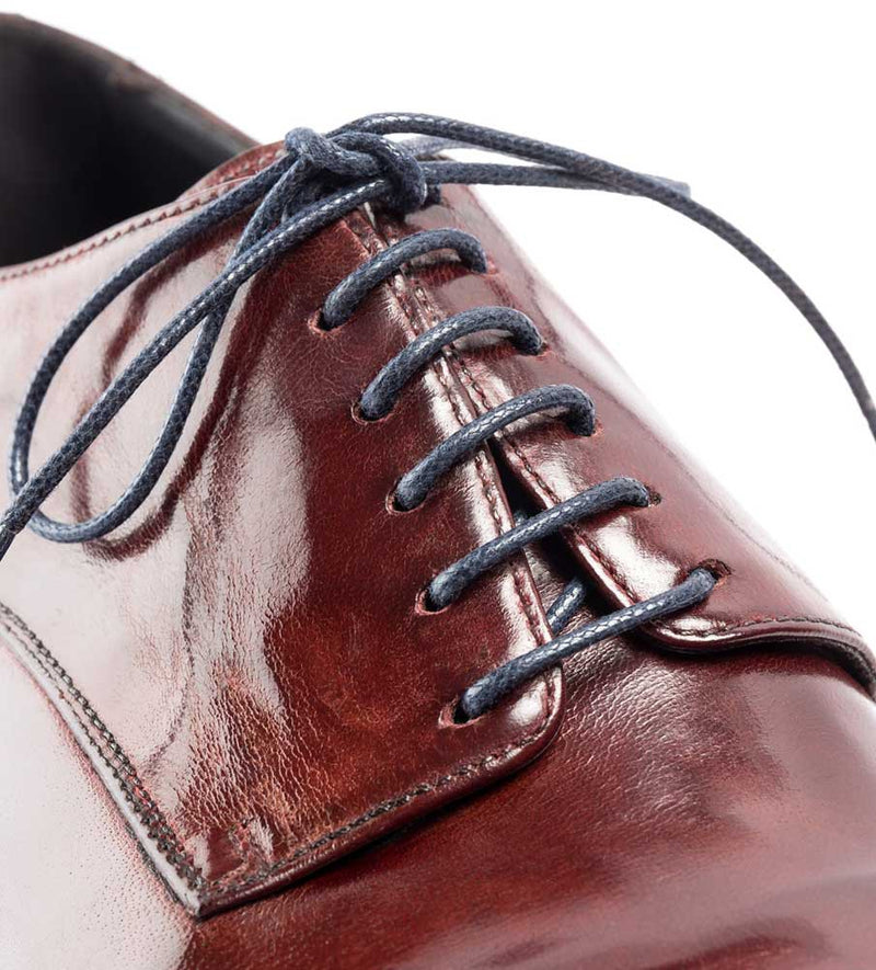 ULISSE 34036<br>Burgundy derby shoes
