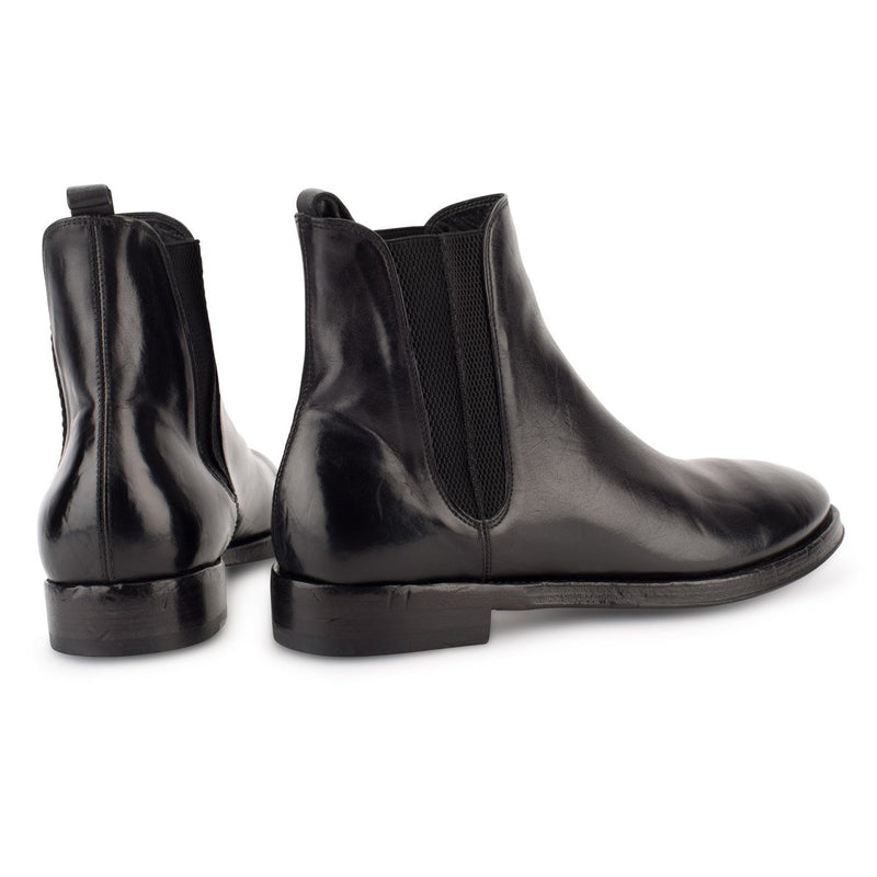 ULISSE 42048<br> Chelsea boots in horse leather