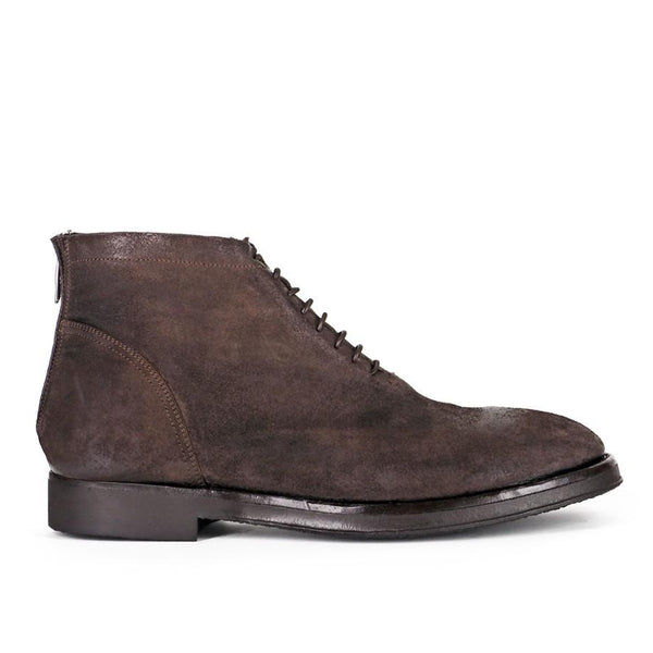 ULISSE 47012<br>Brown ankle boots