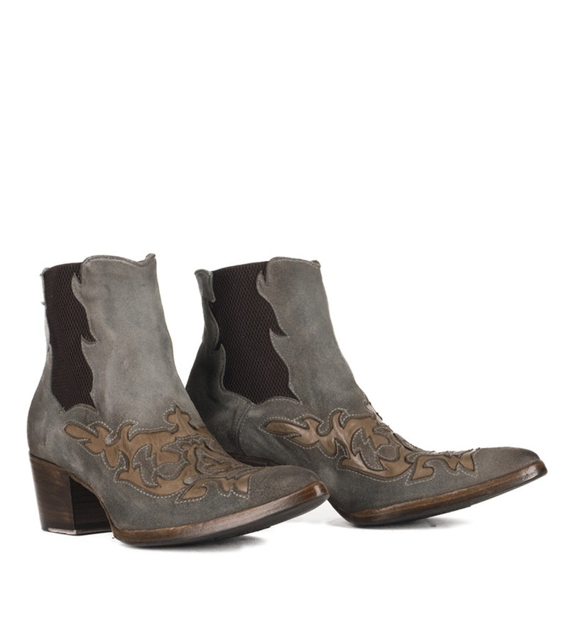VENERE 46036, Texan inspired Ankle boots, vista 1