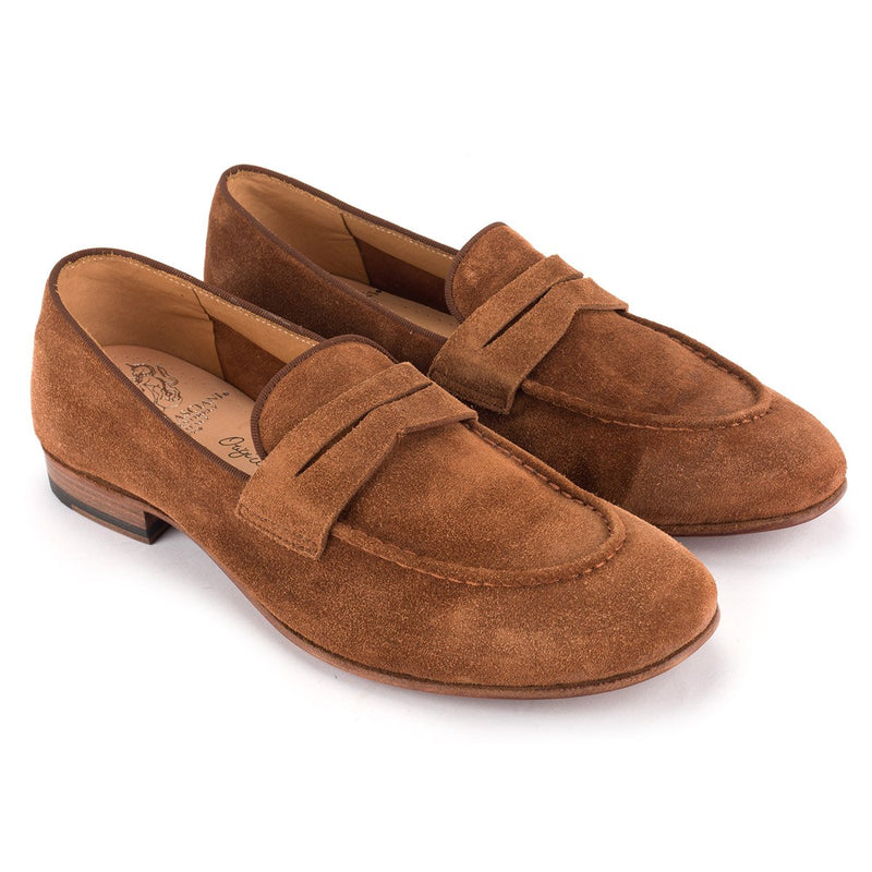 VENERE 48037<br>Light brown loafers