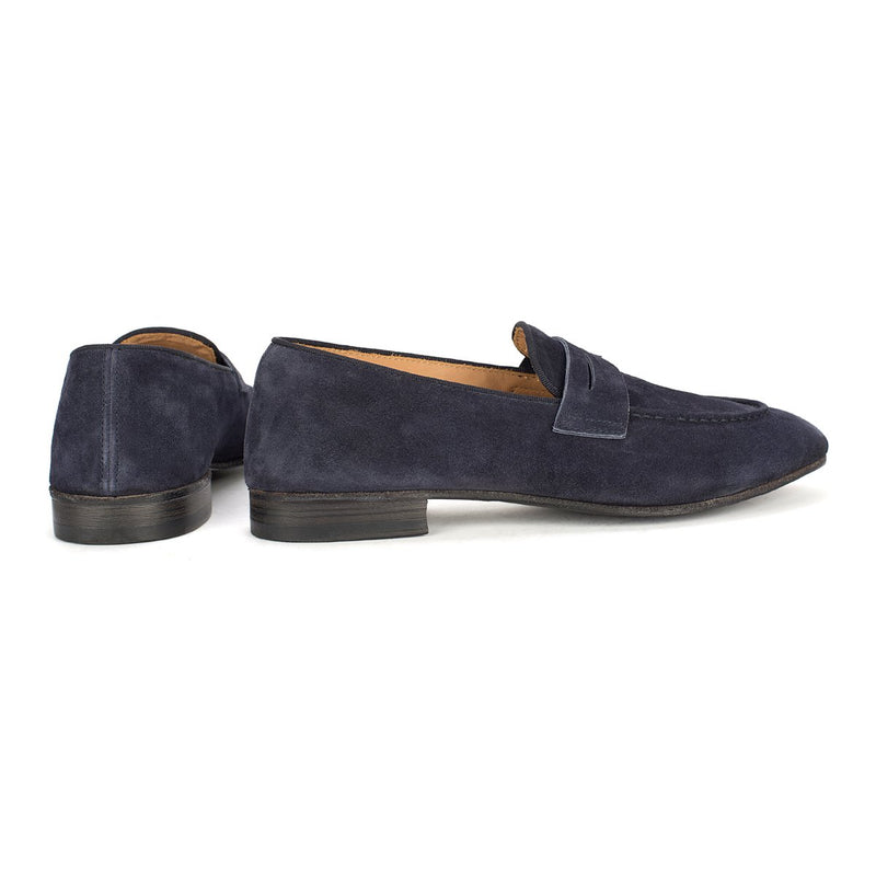 VENERE 48037<br>Blue loafers