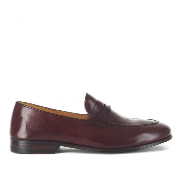 VULCANO 49040<br>Burgundy loafers