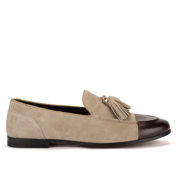 VULCANO 49204<br> Loafer with tassels