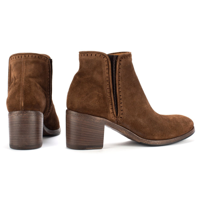 WINDY 50019<br>Brown ankle boots