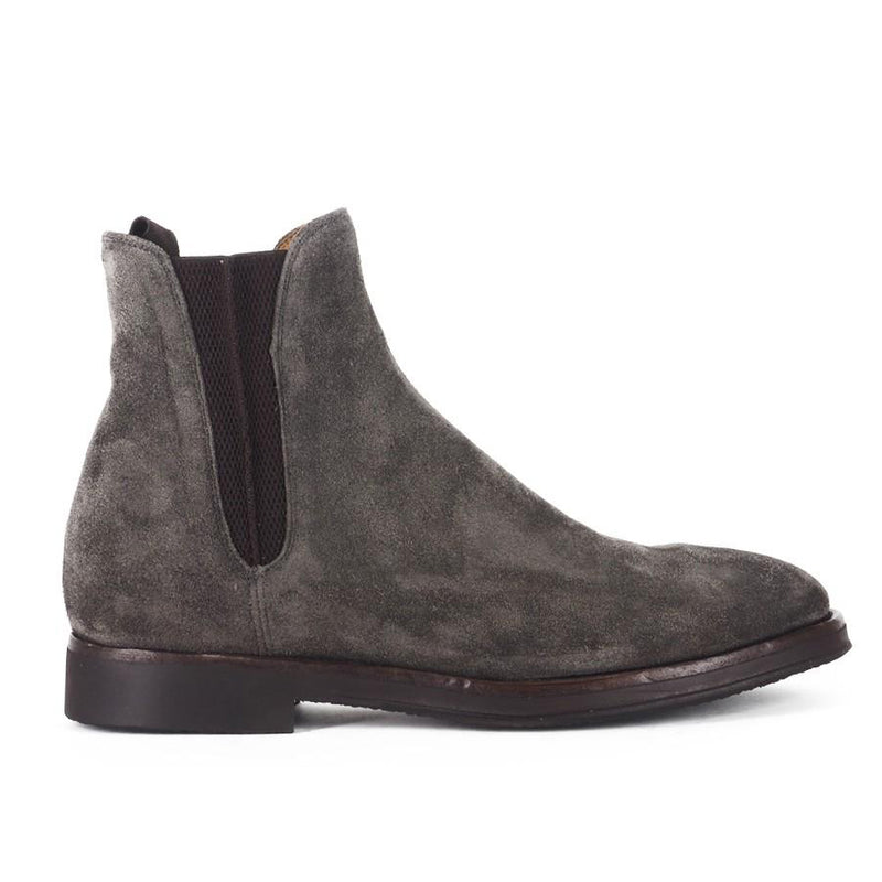 WOLF 42048<br>Grey chelsea boots