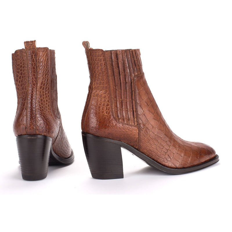 YARA 54027<br>Tan ankle boots