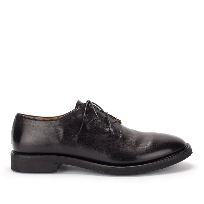 YAGO 55021<br>Black derby shoes