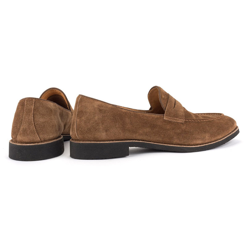 ZEN 53022<br>  Light brown Loafers