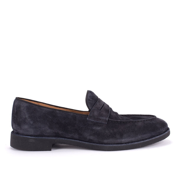 ZEN 53022<br>Black-smoke loafer