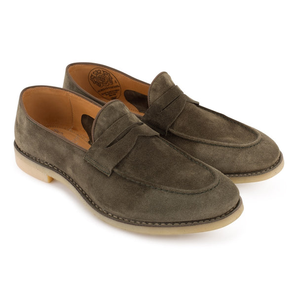 ZEN 53022<br>Green loafer