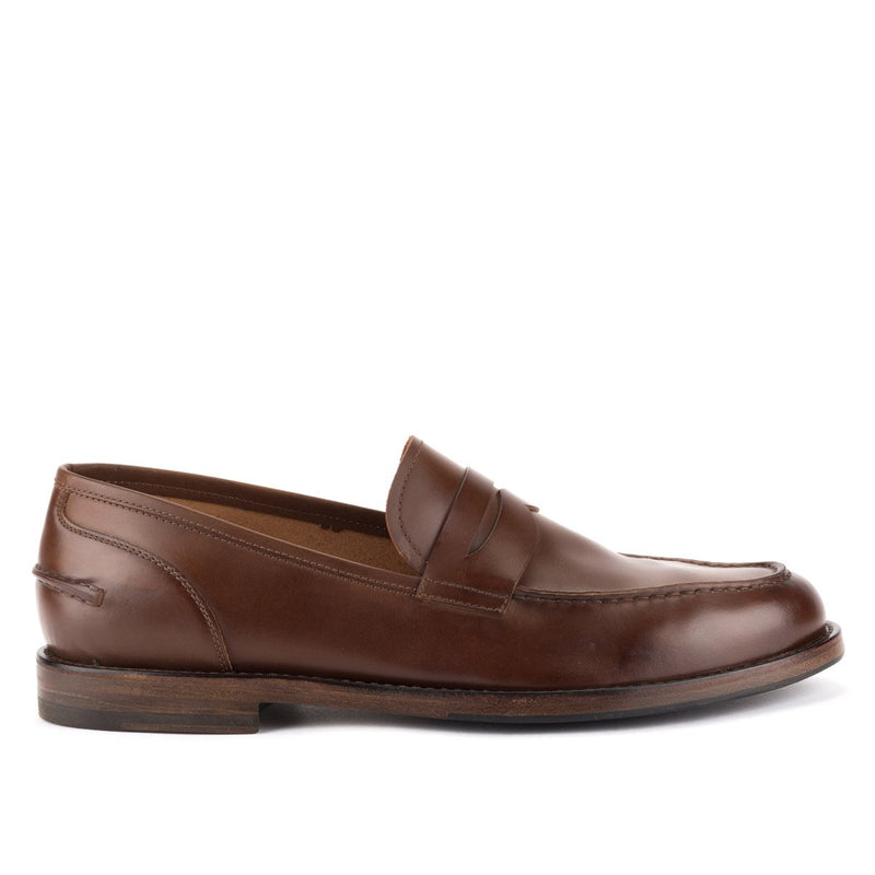 ZEN 57020<br>Brown Loafers